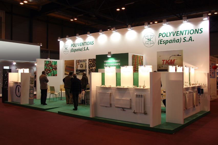 POLYVENTIONS - Feria Madrid 2011
